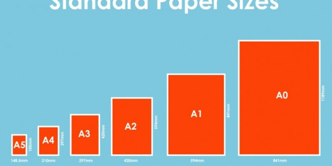 size-paper