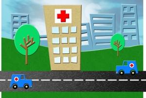 Hospitals-nosokomeia
