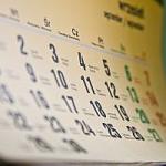 Εορτολόγιο (αργίες, γιορτές κ.ά) ανά έτος