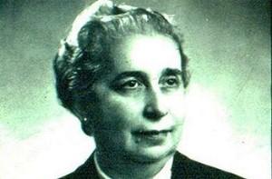 Ελένη Σκούρα. Η πρώτη Βουλευτής 1953