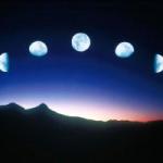 Φεγγάρι – Σελήνη (Πανσέλληνος, φάσεις κ.ά)