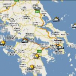 weather-map-greece