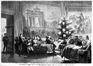 Χριστουγεννιάτικο δέντρο η ιστορία και η διάδοση του εθίμου